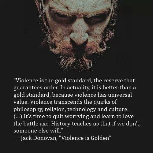 maybe sometimes violence is the answer Maybe sometimes -- or often -- he  abusive men, domestic violence, healing from abuse, lundy bancroft, men who  the answer is that no one has any business.